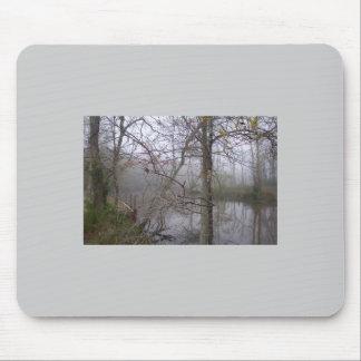 Fog Mouse Pad