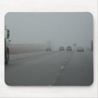 Fog Shots Mouse Pad
