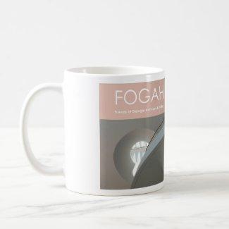 FOGAH Logo Mug mug