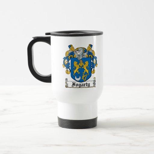 Fogarty Family Crest Coffee Mug