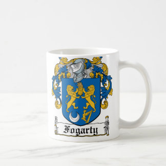 Fogarty Family Crest Coffee Mug
