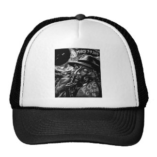 FOGcon 4 Secrets Logo Trucker Hat