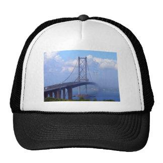 Foggy Bridge Trucker Hat