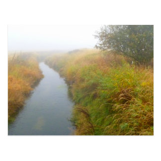 Foggy creek 2 postcard