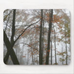 Foggy Fall in Pennsylvania Mouse Pad