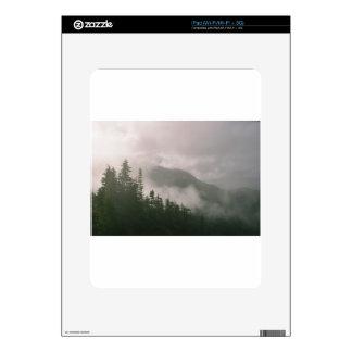 Foggy Forest iPad Skins