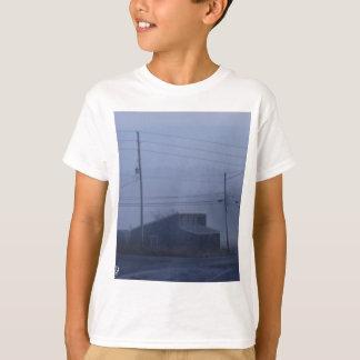 Foggy Ghost Town T-Shirt