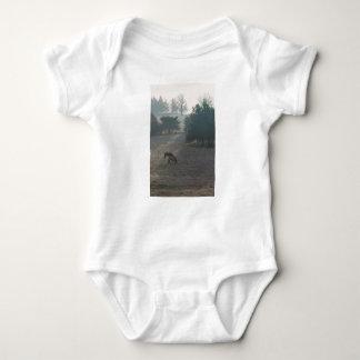 Foggy Grazing Baby Bodysuit