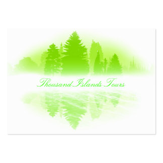 Foggy Lake Business Card