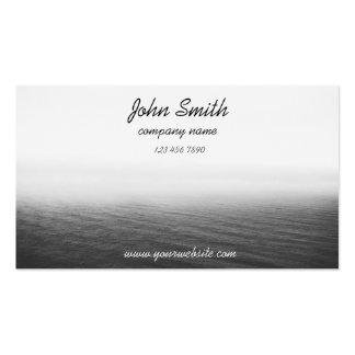 Foggy Lake (Modern & Professional) Business Card