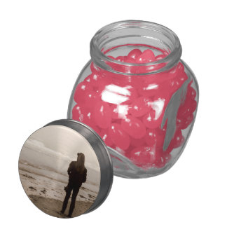 Foggy Moments Jelly Belly Candy Jar
