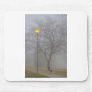 Foggy Morning Mouse Pad
