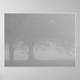 Foggy Mornings 1 Poster
