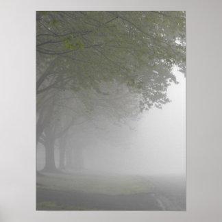 Foggy Mornings 5 Poster