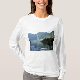 Foggy Mountain Lake T-Shirt