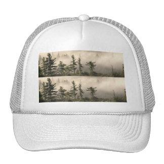 Foggy Mountain Meadow Bookmark Mesh Hat
