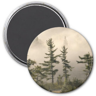 Foggy Mountain Meadow Bookmark Magnet