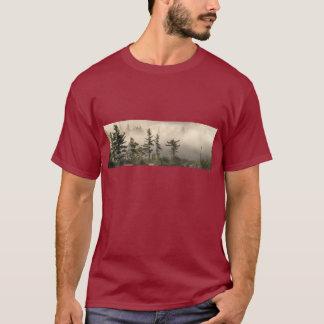 Foggy Mountain Meadow Bookmark T-Shirt