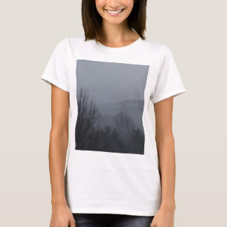 Foggy Mountian Ranges T-Shirt
