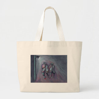 FOGGY NIGHT LARGE TOTE BAG
