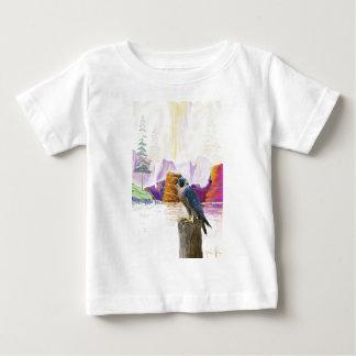 Foggy Notch Falls Baby T-Shirt