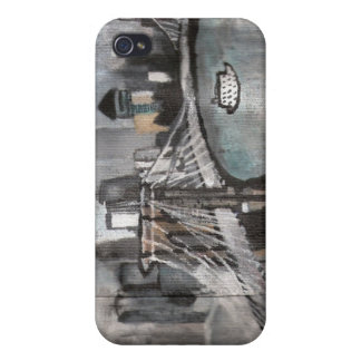 Foggy NYC iPhone 4 Case