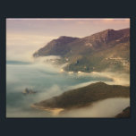 "Foggy Ocean Photo Print<br><div class=""desc"">Coastline in the morning. The fog covers the ocean.</div>"