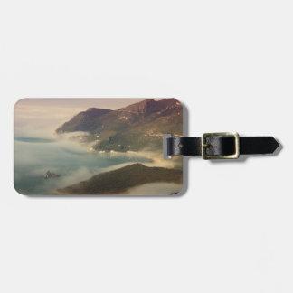 Foggy Ocean Tag For Luggage