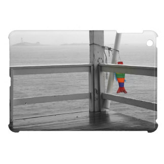 Foggy Oceanic View Cover For The iPad Mini