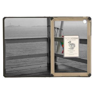 Foggy Oceanic View iPad Mini Cases