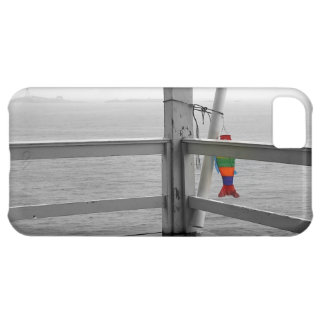 Foggy Oceanic View iphone 5 Case