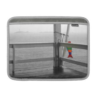 Foggy Oceanic View MacBook Air Sleeve