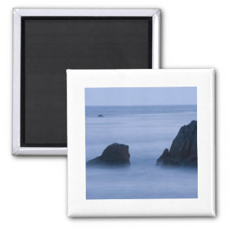 foggy peaks 16x10 2 inch square magnet