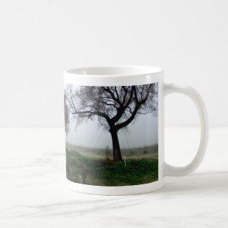 Foggy Rider Coffee Mug