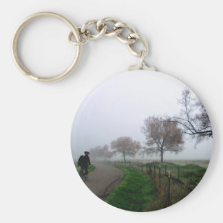 Foggy Rider Key Chains