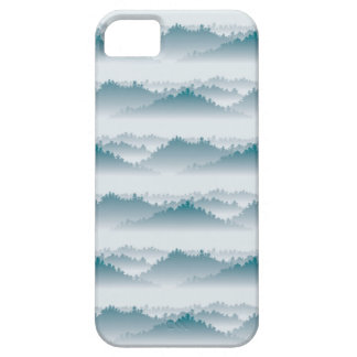 Foggy Trees iPhone SE/5/5s Case