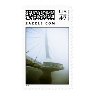 Foggy Waterfront 04 Postage
