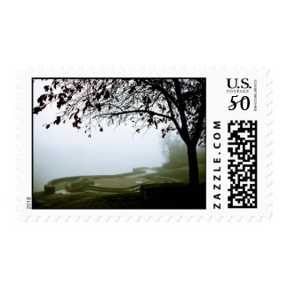 Foggy Waterfront 05 Postage