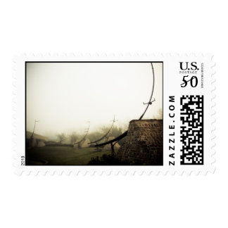 Foggy Waterfront 06 Postage
