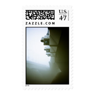Foggy Waterfront 09 Postage