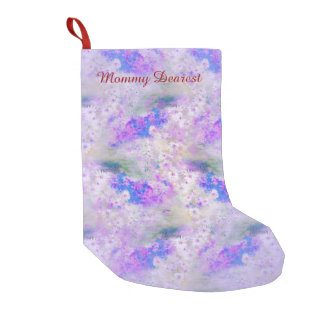 Foggy with a Chance of Hope Small Christmas Stocking