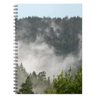 Foggy Woods notebook
