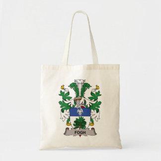 Fogh Family Crest Tote Bag