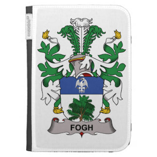 Fogh Family Crest Kindle Case