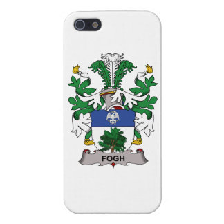 Fogh Family Crest Cases For iPhone 5