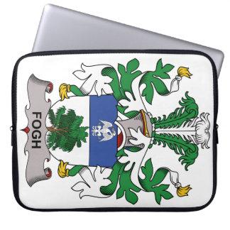 Fogh Family Crest Laptop Computer Sleeve