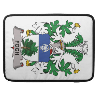 Fogh Family Crest Sleeve For MacBook Pro