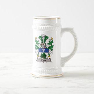 Fogh Family Crest Coffee Mug