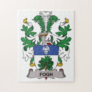 Fogh Family Crest Puzzle