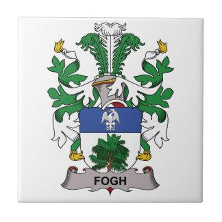 Fogh Family Crest Tile